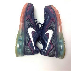4f71ae812687a Nike Women Air Max 2014 Running Shoes 621078-415 8
